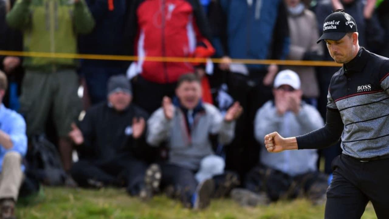Henrik Stenson klettert nach dem Majorsieg auch in der Weltrangliste nach oben. (Foto: Getty)