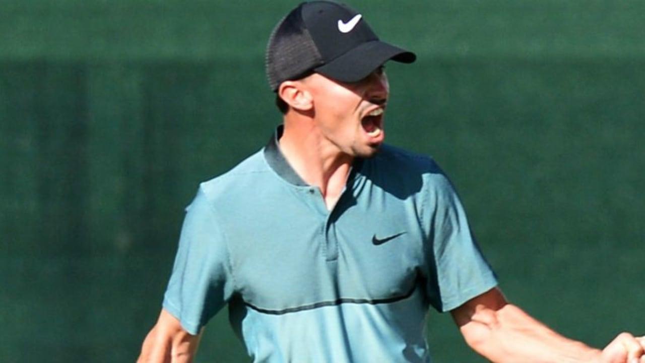 Paul Peterson hat mit Nike Equipment auf der European Tour gewonnen. (Foto: Getty)