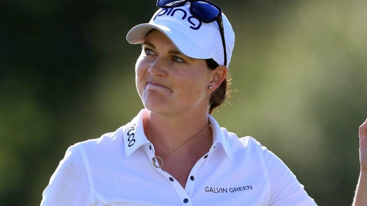 Caroline Masson liegt in Schlagdistanz zur Spitze bei dem Ladies European Masters. (Foto: Getty)