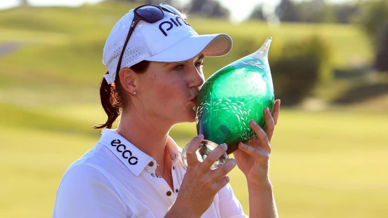 Caroline Masson gewinnt mit der Manulife LPGA Classic ihr erstes Turnier auf der LPGA Tour (Foto: Getty)