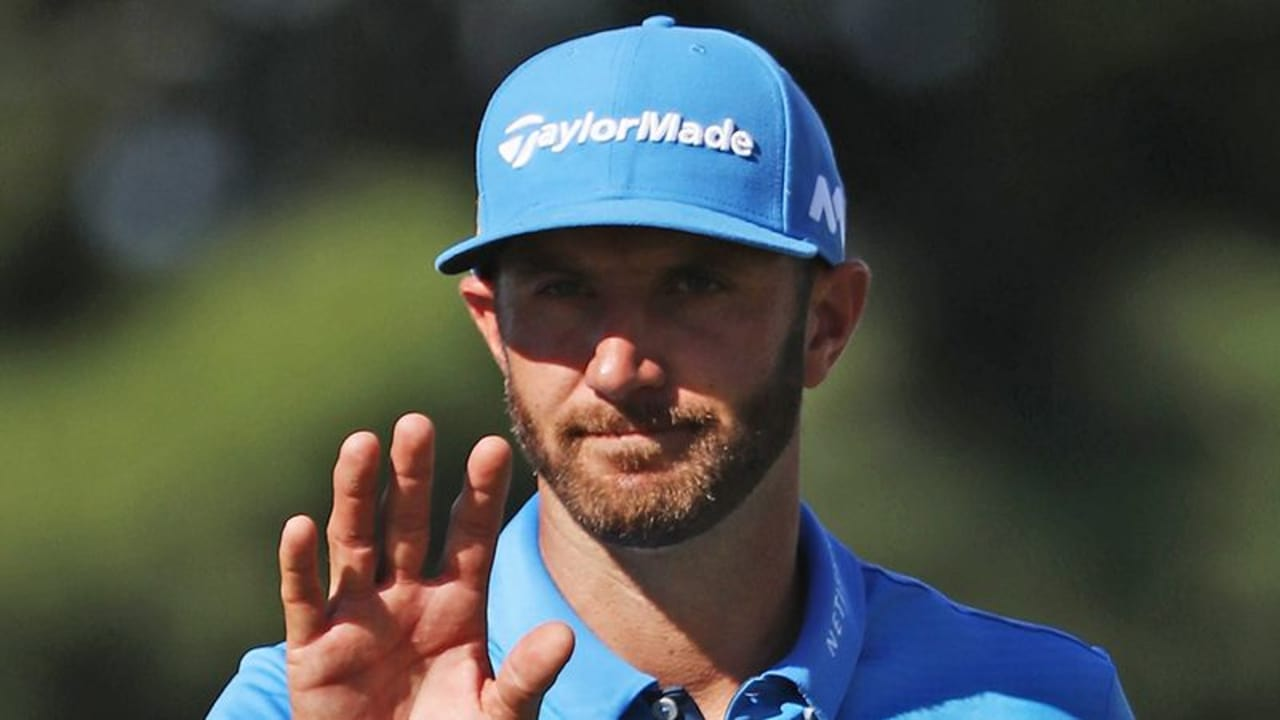 Dustin Johnson Tour Championship 2016 Moving Day Tee Times