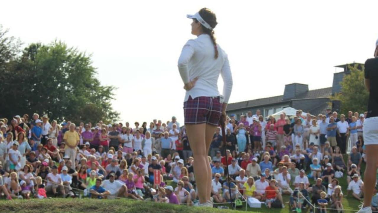 Sandra Gal Ladies European Masters 2016