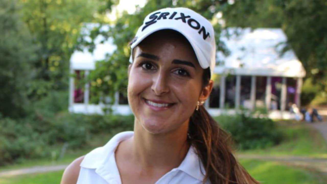 Bis vor kurzem war Leticia Ras Anderica noch Spanierin. Nun startet sie unter deutscher Flagge beim Ladies European Masters. (Foto: Golf Post)