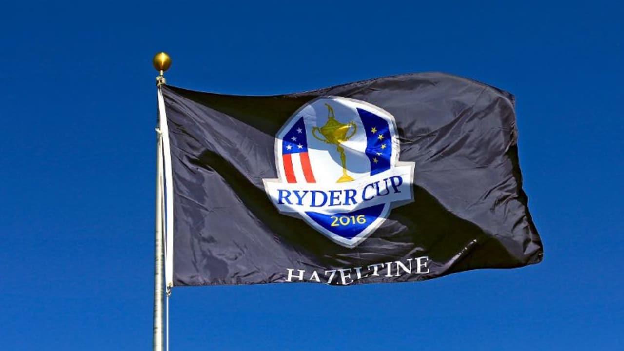 Nach dem zweiten Tag ist vor dem Finale. Der zweite Tag vom Ryder Cup 2016 zum Nachlesen. (Foto: Getty)