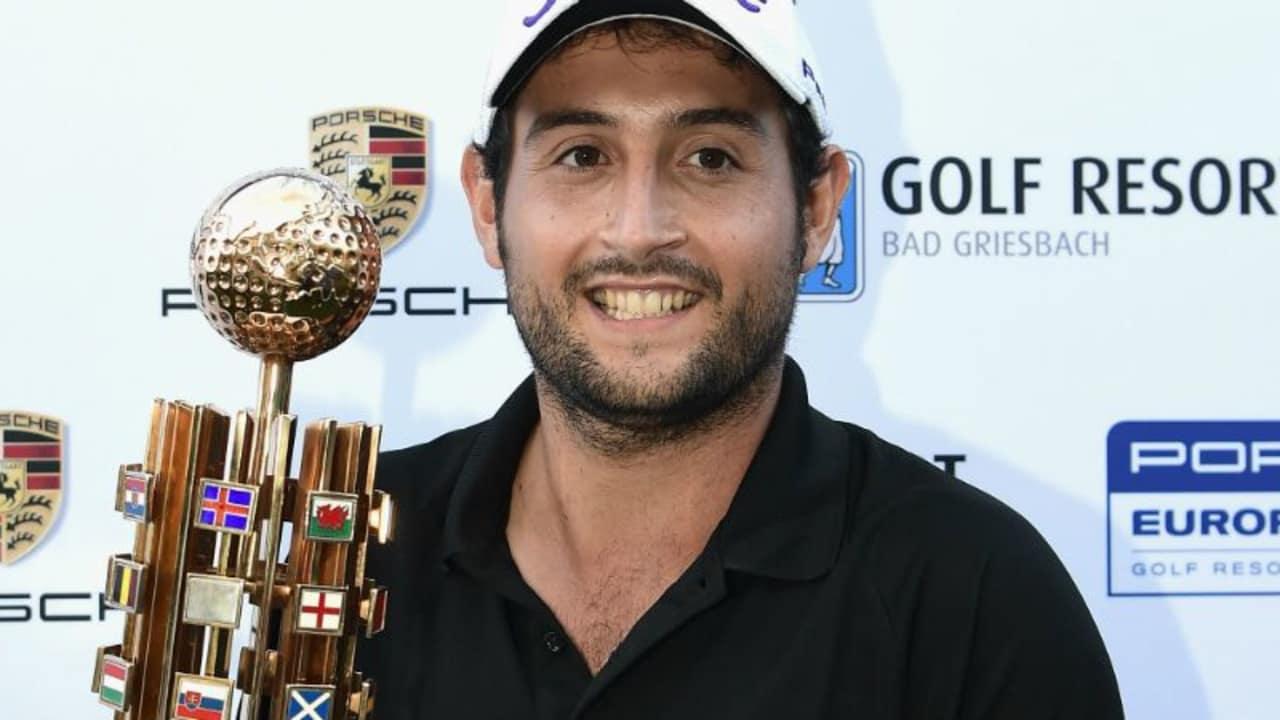 Alexander Levy gibt den Sieg bei der European Open nicht aus der Hand. (Foto: Getty)