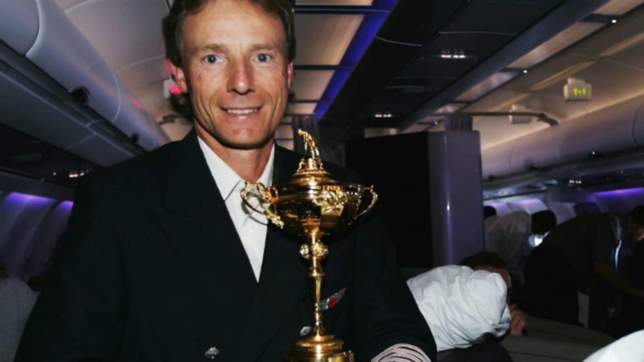 Kapitän beim Ryder Cup: Hatte Bernhard Langer das Geheimrezept gefunden? (Foto: Getty)