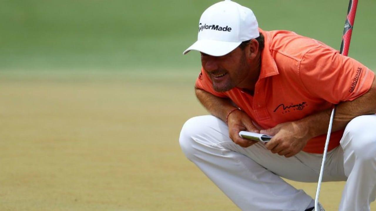 Der einzige Deutsche auf der PGA Tour: Am Moving Day der CIMB Classic muss Alex Cejka die Spitze ziehen lassen. (Foto: Getty)