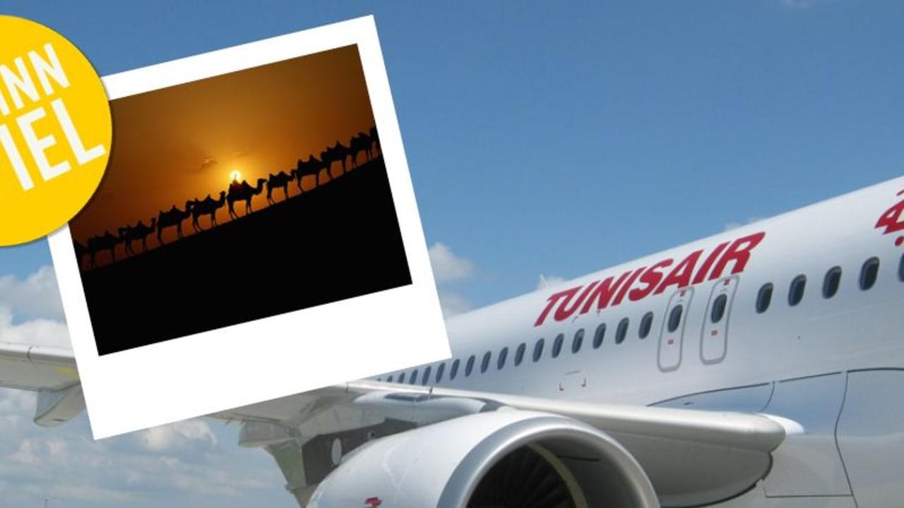 Gewinnen Sie zwei Flüge nach Tunesien. (Foto: Golf Post)