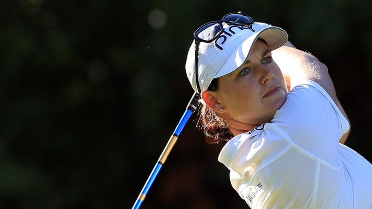 Caroline Masson Blue Bay LPGA 2016 Runde 2