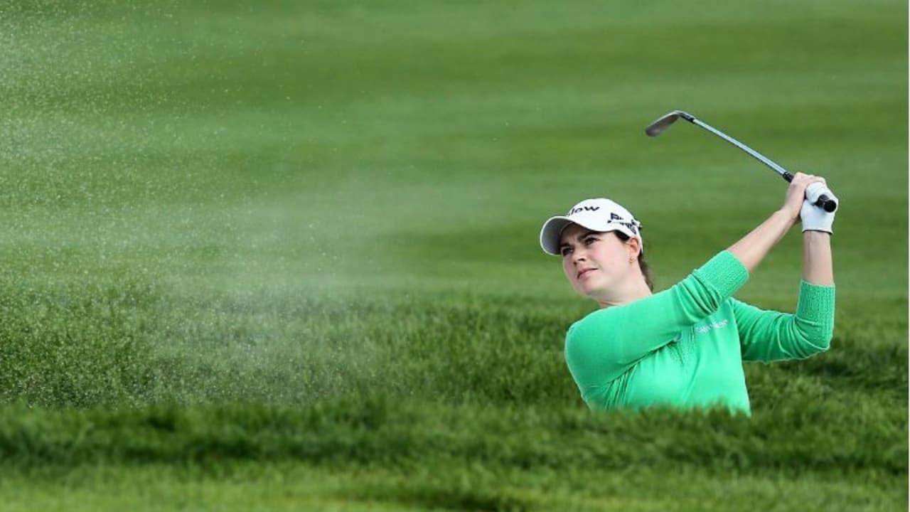 Spielte am letzten Tag der Reignwood LPGA Classic befreit auf und belohnte sich: Caroline Masson verbesserte sich am letzten Tag in China noch einmal. (Foto: Getty)
