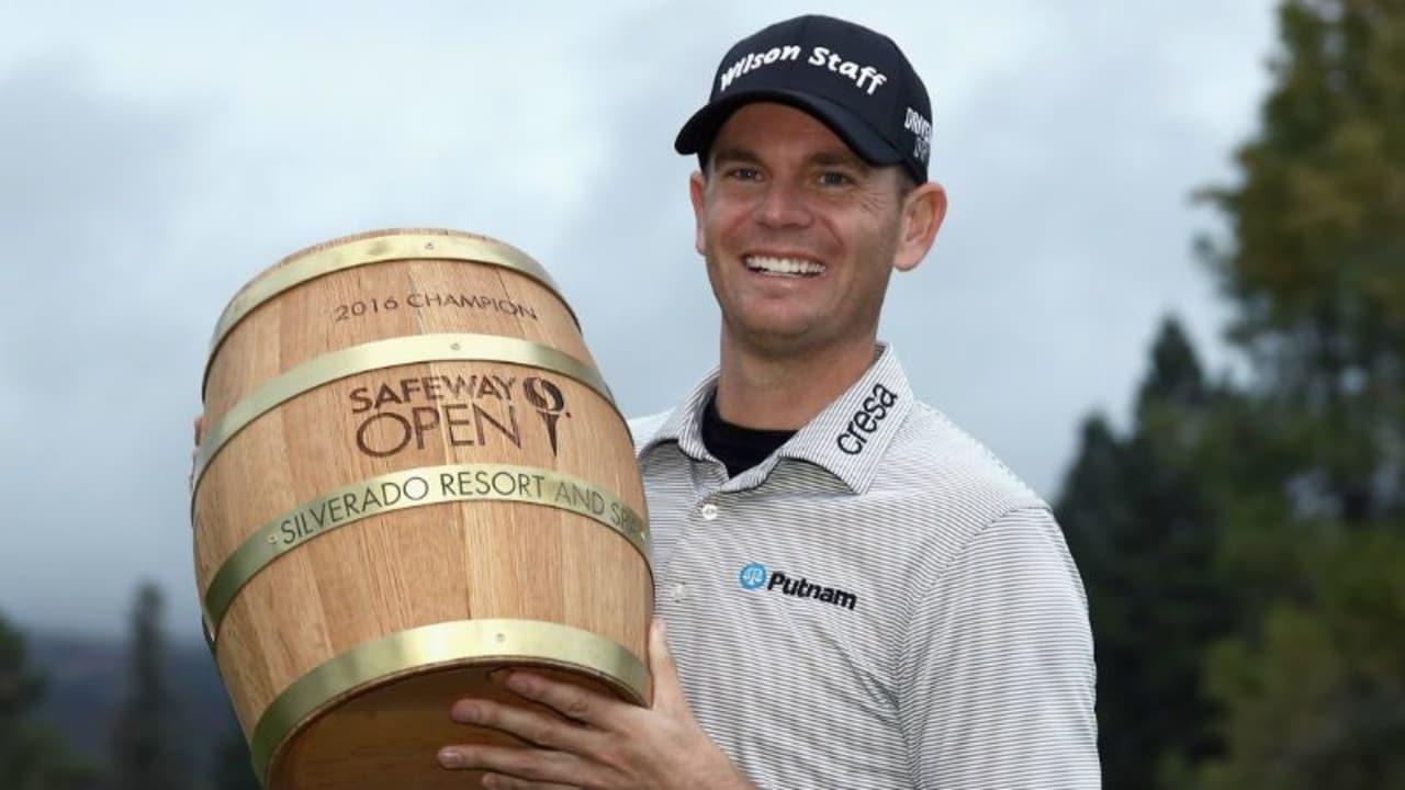 Brendan Steele ist der erste Sieger der PGA-Tour-Saison 2016/17. (Foto: Getty)