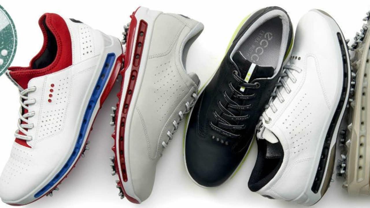 Der neue Ecco Cool könnte den dänischen Schuhfabrikanten nochmals ein ordentliches Stück nach vorne bringen auf dem Golfmarkt. (Foto: Ecco Golf)