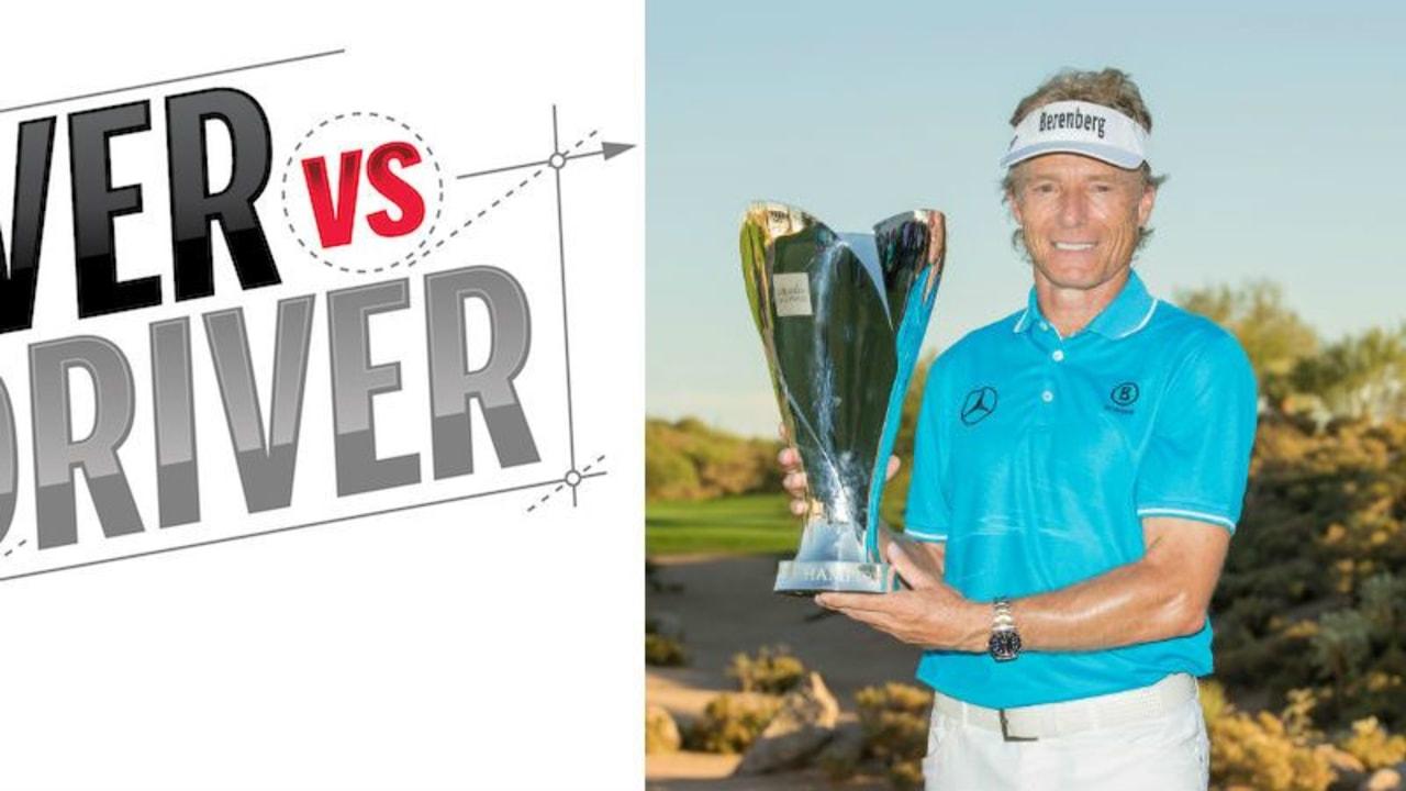 Wilsons neues TV-Format und Bernhard Langers Triple sind die Themen des Golf Post Talk vom 14.11.2016. (Foto: Getty/Wilson)