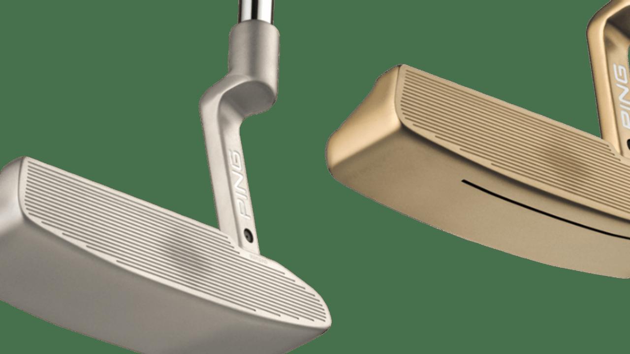 50 Jahre Golf-Geschichte - der Ping Anser ist auch in seiner aktuellen Version ausgesprochen anmutig. (Foto: PING)