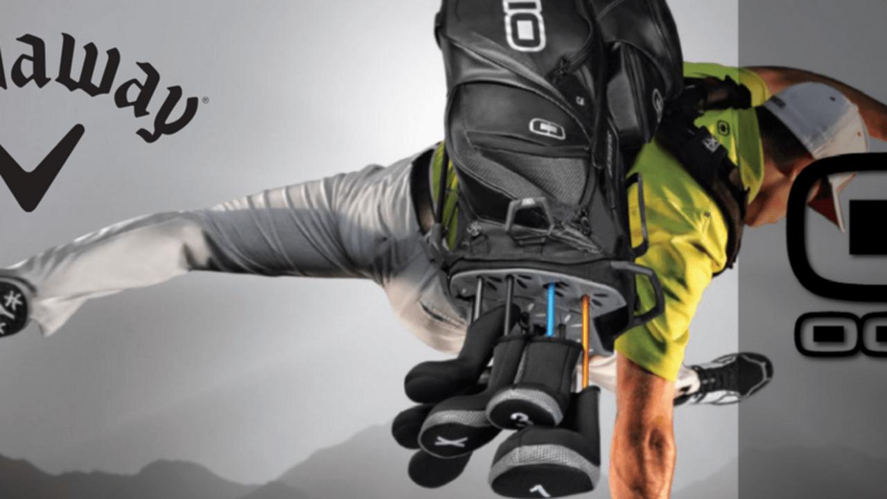 Callaway hat sich den amerikanischen Golfball-Hersteller Ogio gesichert und damit sein Produktportfolio signifikant erweitert. (Foto: Ogio/Callaway)