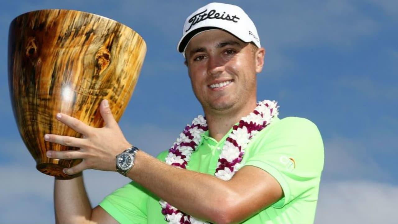 Justin Thomas gewinnt souverän das Tournament of Champions auf Hawaii und damit das erste Turnier im Jahr 2017.