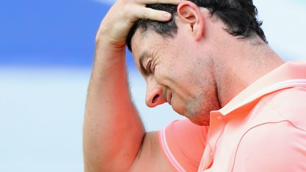 Rory McIlroy muss mit Rippenbeschwerden den Start bei der Abu Dhabi HSBC Championship absagen.