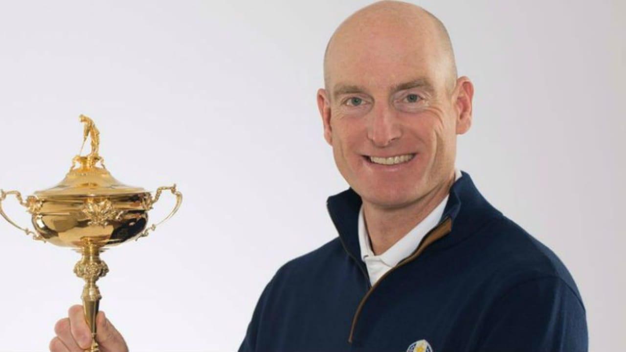 Jim Furyk ist Amerikas Skipper für den Ryder Cup 2018 im Le Golf National in Frankreich. (Foto: Getty)