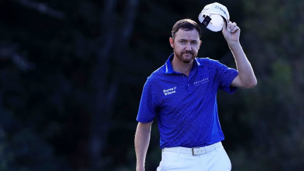 Jimmy Walker erwischte beim SBS Tournament of Champions auf Hawaii den besten Start. (Foto: Getty)