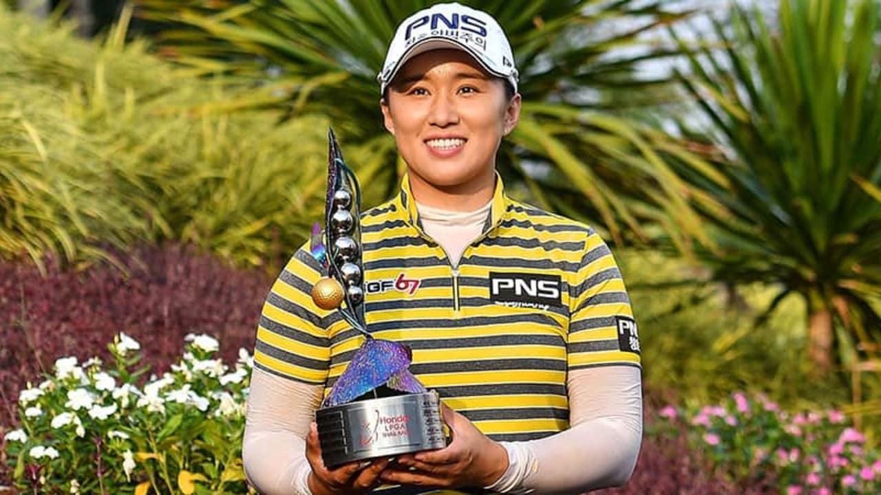 Amy Yang Siegerin Honda LPGA Thailand 2017 Ergebnisse Finale II