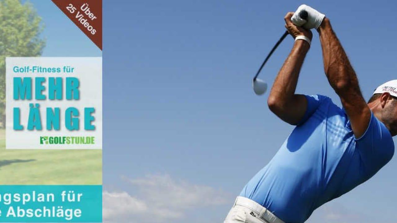 Sie wollen Abschläge wie Dustin Johnson? Dann hilft Ihnen das neue E-Book auf die Sprünge. (Foto: Getty / Cover: Golfstun.de)