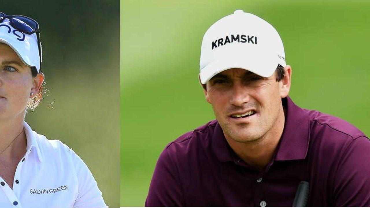Caroline Masson und Florian Fritsch wurden von der PGA of Germany als beste Spieler des Jahres 2016 ausgezeichnet. (Foto: Getty)