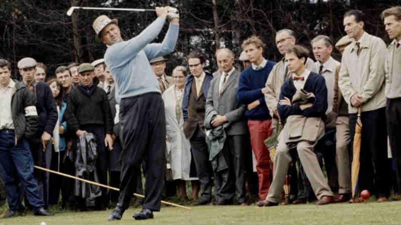 Sam Snead, hier 1962 bei einem Turnier südlich von England, war einer der besten Golfer in den 1940er und 50er Jahren. (Foto: Getty)