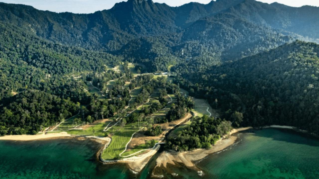 The Els Club auf der Ferieninsel Langkawi gehört zu den besten Golfplätzen Asiens.