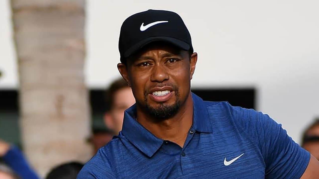 Back Nine Tiger Woods Masters