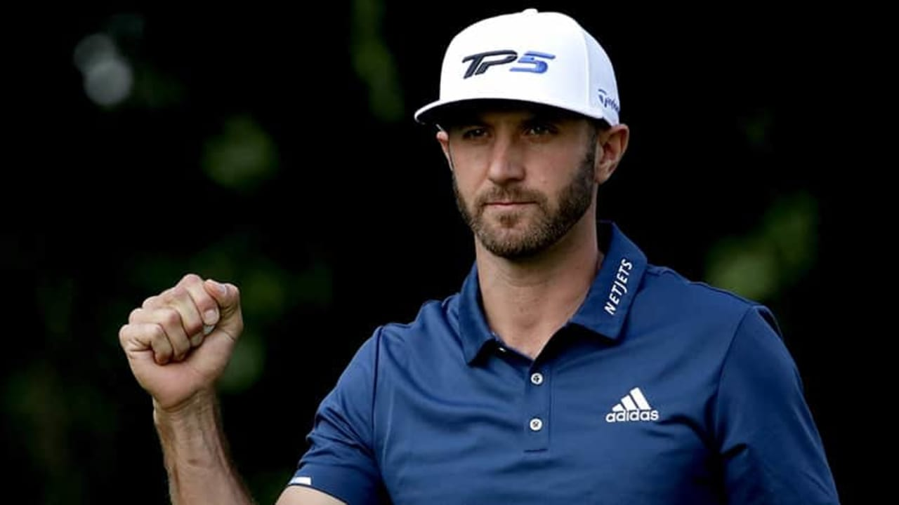 Golf Weltrangliste Dustin Johnson