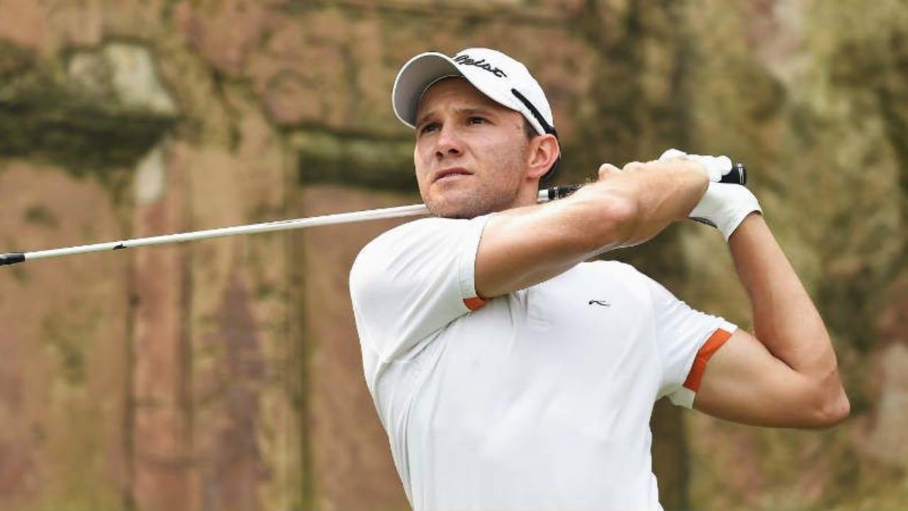 Maximilian Kieffer ist einer von drei Deutschen, die bei der Hero Indian Open antreten. (Foto: Getty)