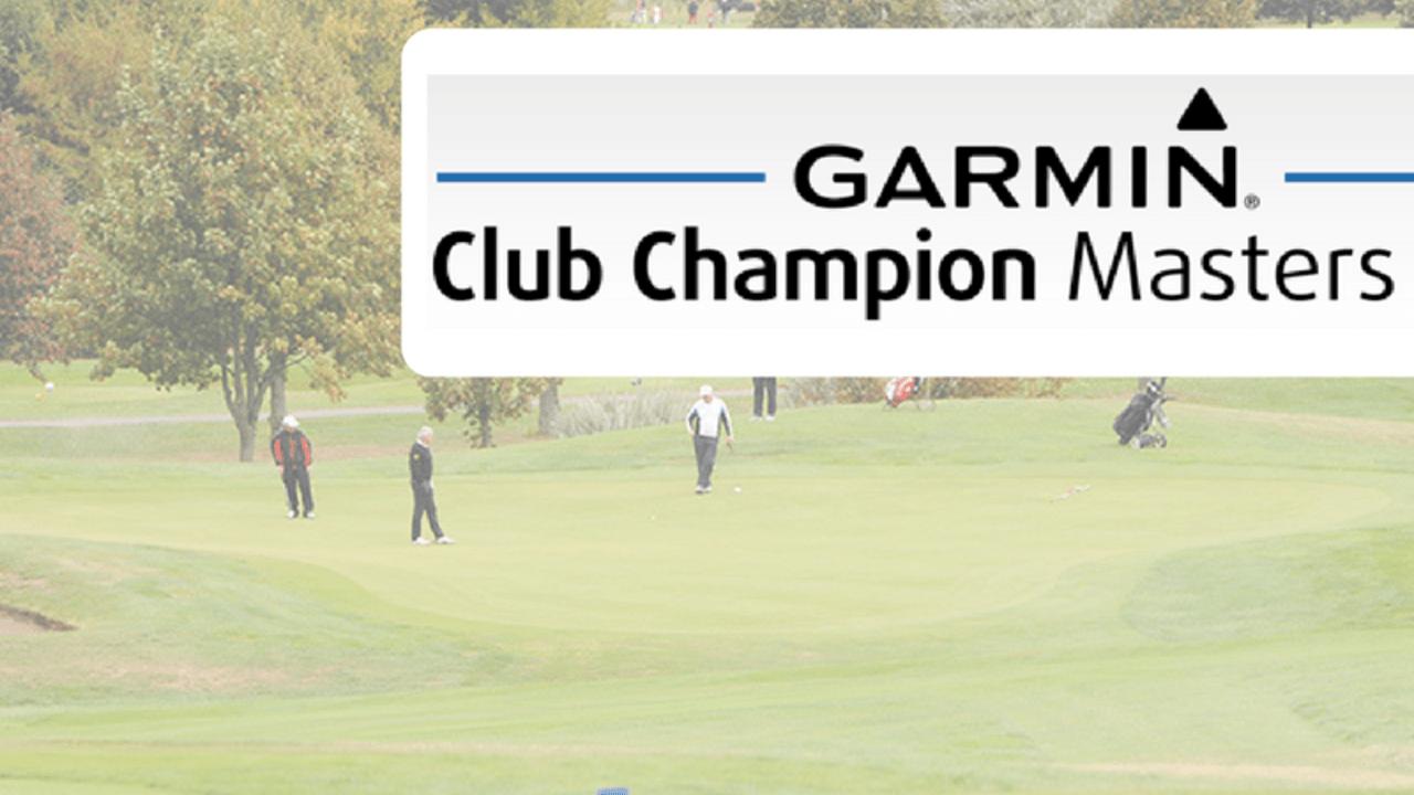 Garmin Club Champion Masters 2017: Sei mit Deinem Golfclub dabei! (Foto: Deutsche Golf Marketing)