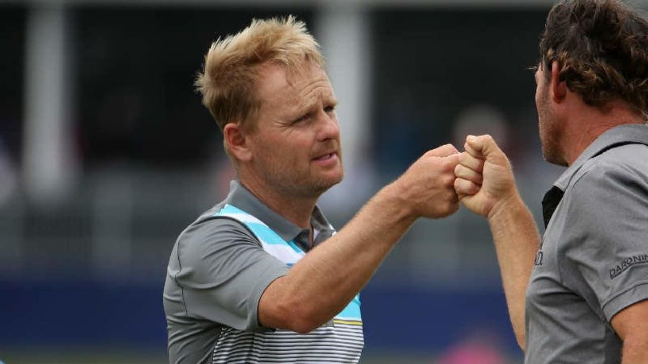Alex Cejka und Sören Kjeldsen streben die Spitze der Zurich Classic an. (Foto: Getty)