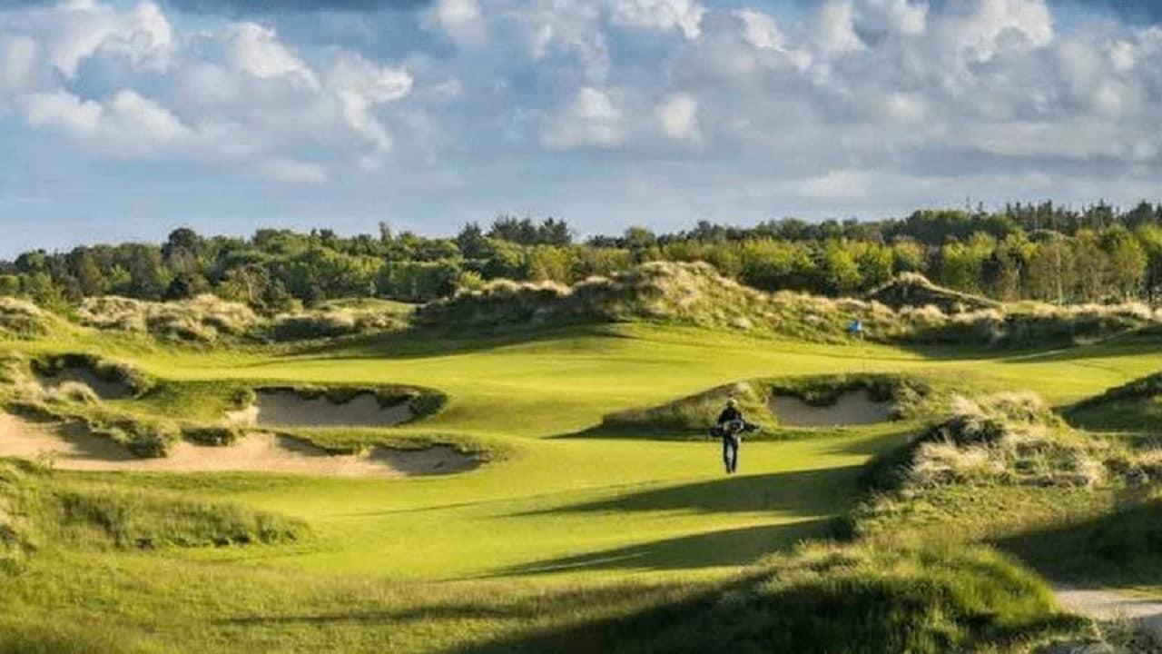 Linkscourse-Feeling pur erlebten die golfyourlife-Jünger bei ihren Runden auf dem GC Föhr. (Foto: Golf Post)