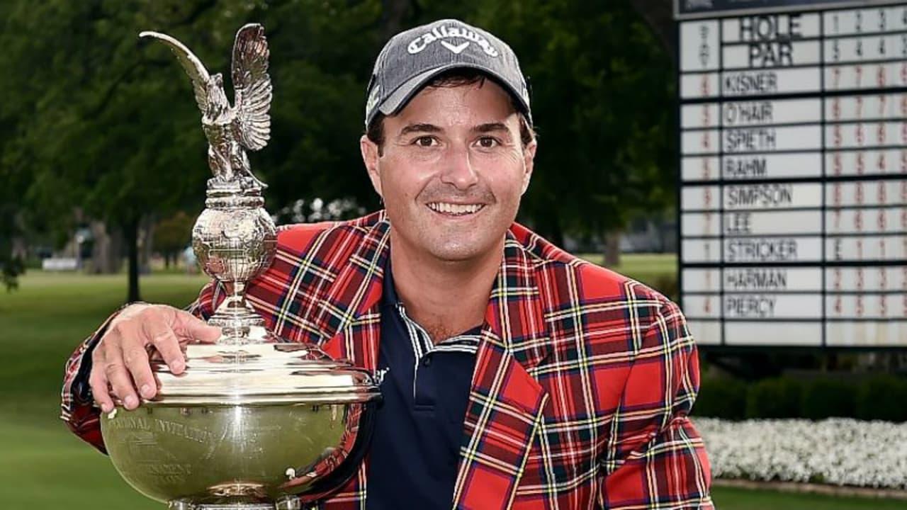 Kevin Kisner holt sich den zweiten Sieg der PGA Tour beim Dean & Deluca Invitational. (Foto: Getty)