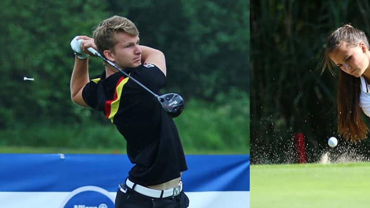 Allianz German Boys and Girls Open 2017 Aline Krauter Nick Bachem