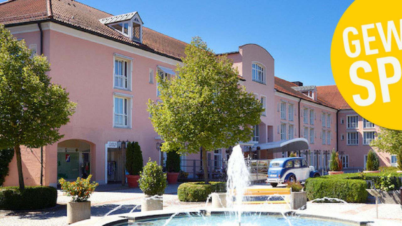 Golf Post verlost zwei Übernachtungen für zwei Personen inklusive Halbpension im Maximilian Quellness und Golfhotel in Bad Griesbach. (Foto: Maximilian Quellness)