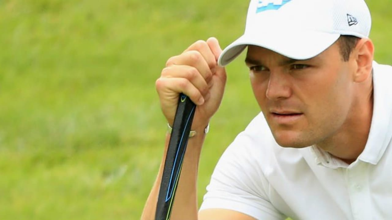 Martin Kaymer beim Finale der Open de France. (Foto: Getty)