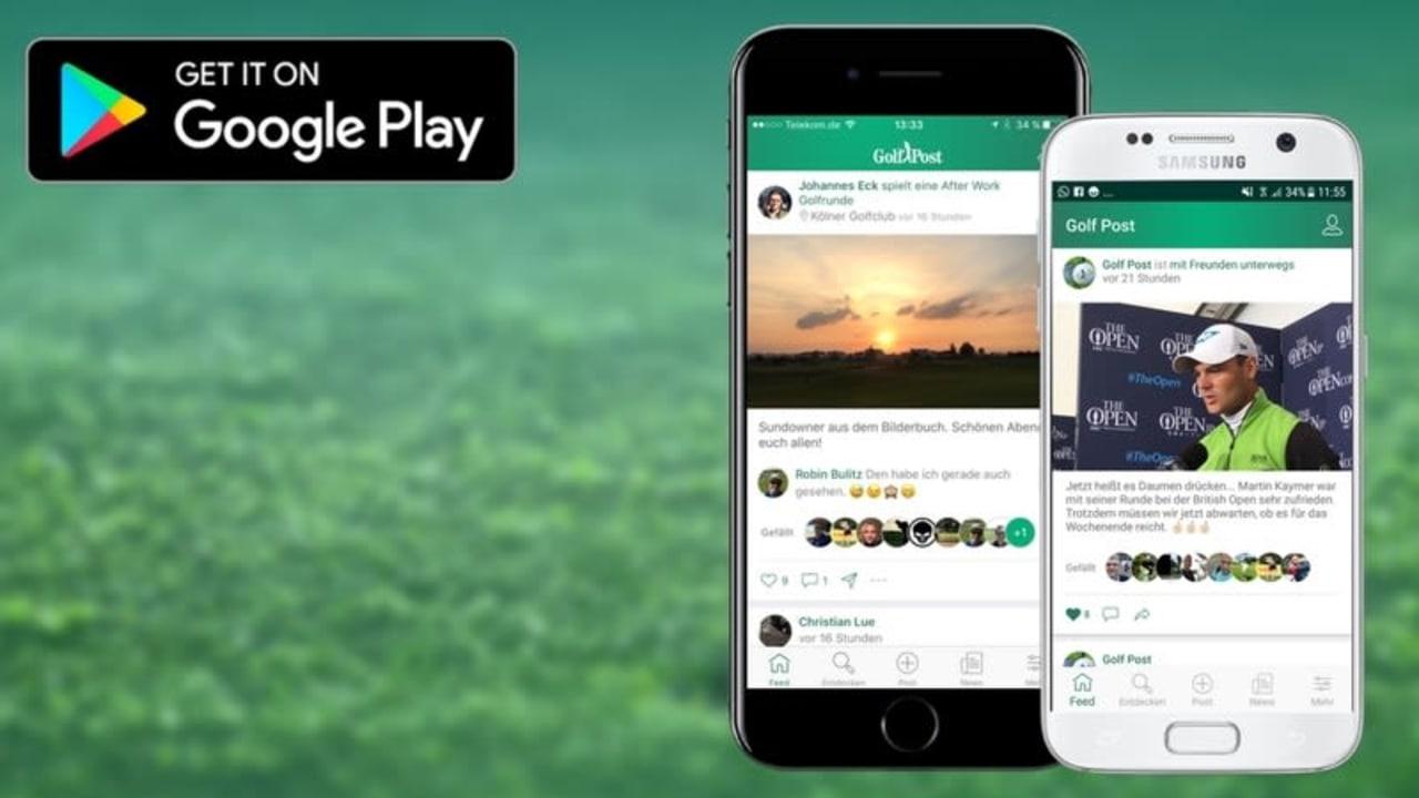 Super Golf Post App: Die interaktive Plattform für alle Golfer - Jetzt XG78