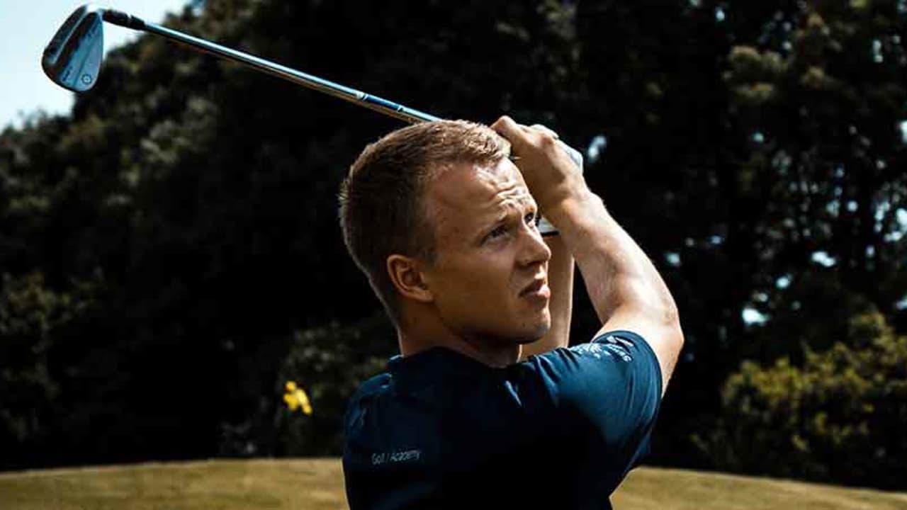 Birk Berdahl ist im dritten Jahr seiner Aubildung zum PGA Teaching Professional. (Foto: Birk Bergdahl)