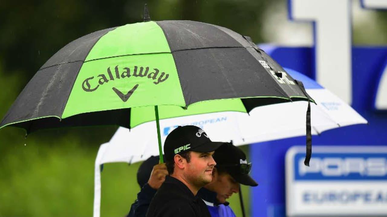 Das Finale der Porsche European Open beginnt bereits sehr früh, um drohenden Gewittern zu entrinnen. (Foto: Getty)