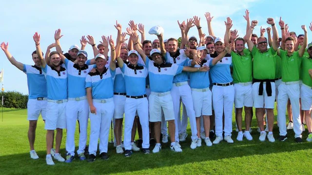 Große Vorfreude auf das Final Four: Die Teams aus Stuttgart und Mannheim wollen sich den Titel sichern. (Foto: DGV/kirmaier)