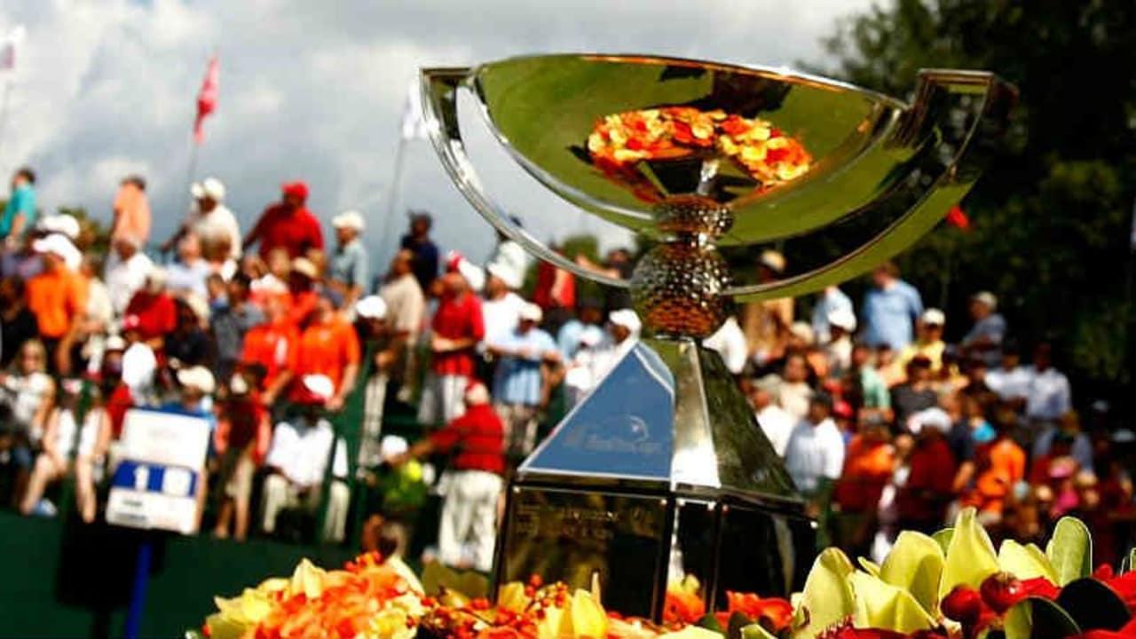 Mit der Vergabe des FedExCup wird alljährlich nach dem letzten Playoff der Sieger der Saisonwertung entschieden. (Foto: Getty)