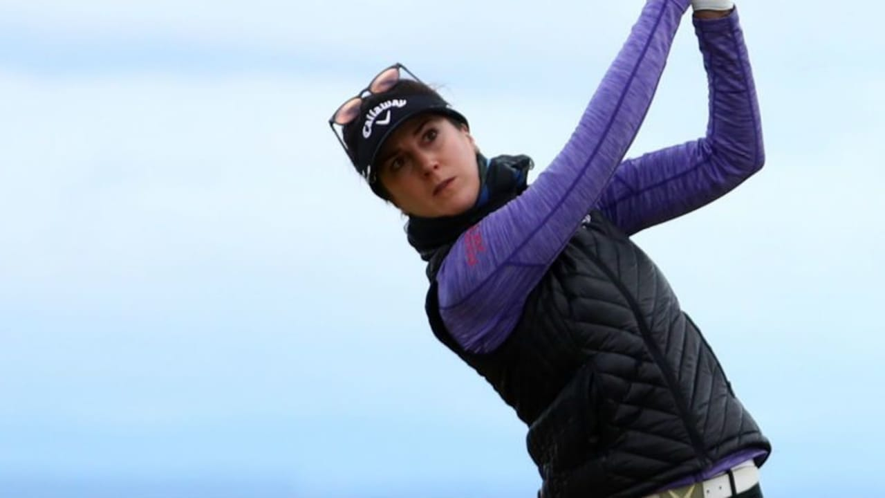 Sandra Gal erreicht das Wochenende bei der Ricoh Women's British Open in Schottland. (Foto: Getty)