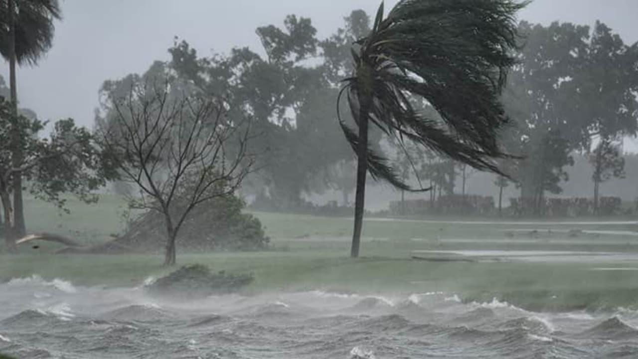 Back Nine Golfstars fliehen vor Hurrikan Irma