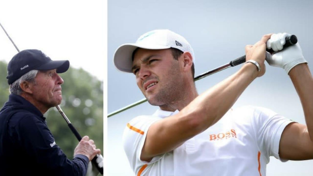 Am kommenden Samstag treten Gary Player und Martin Kaymer im Frankfurter GC gegeneinander an. (Foto: Getty)