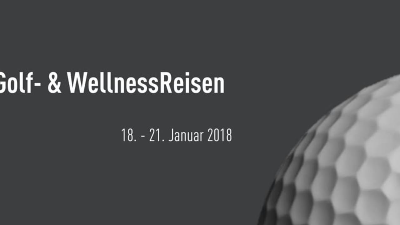 Vom 18. – 21. Januar findet in Stuttgart mit der Golf- & WellnessReisen Messe der Auftakt zur Golfsaison 2018 statt. (Foto: Golf Post)