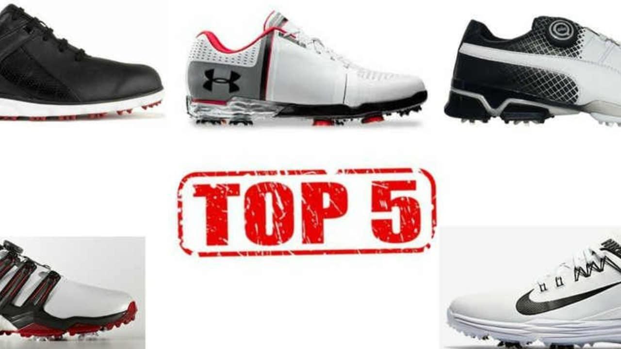 Golfschuhe der Saison 2017: Die besten fünf Modelle im Überblick