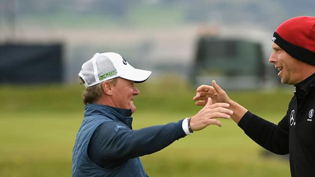 Alfred Dunhill Links Championship 2017 Tag 2 Marcel Siem