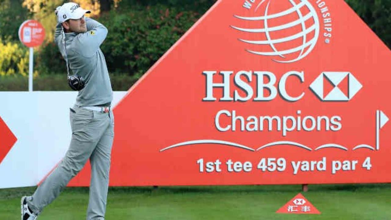 Bernd Wiesberger schoss in der ersten Runde bei der WGC - HSBC Champions ein Hole-in-One. (Foto: Getty)